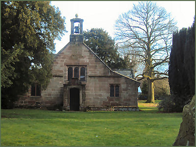 St. Mary's Chapel, High Legh