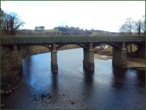 Railway Bridge, Crook O'Lune