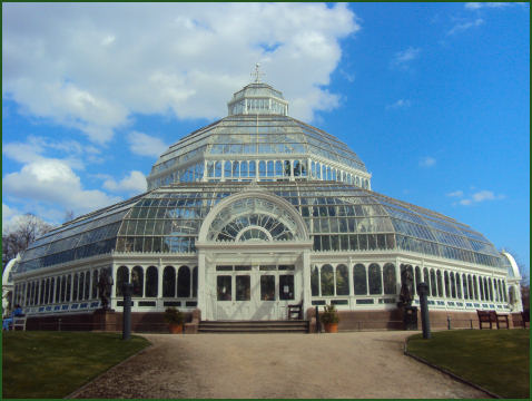 Palm House, Sefton Park, Liverpool