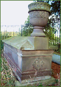 Thomas Batemans Grave