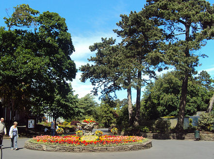 Botanic Gardens, Churchtown