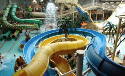 Sandcastle Waterpark, Blackpool