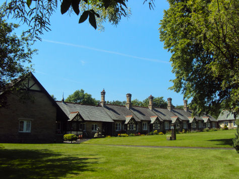 Waddington Almshouses