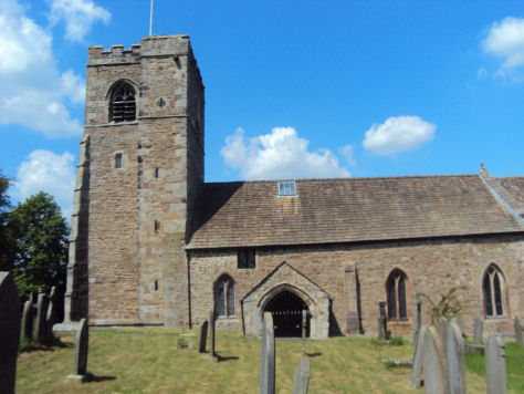 All Hallows Church, Great Mitton