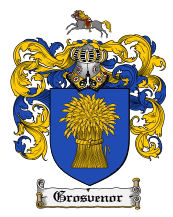 Grosvenor Coat of Arms