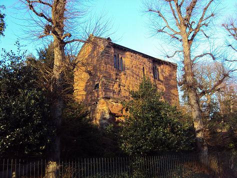 Anchorite's Cell, Chester