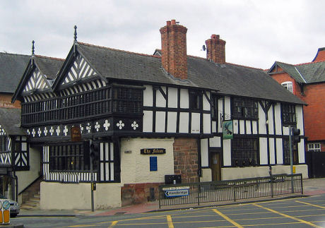 Falcon Inn, Chester