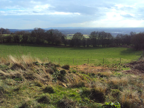 Helsby Hill Fort