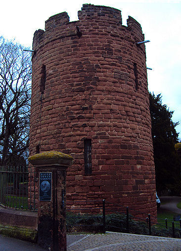 Water Tower, Chester City Walls