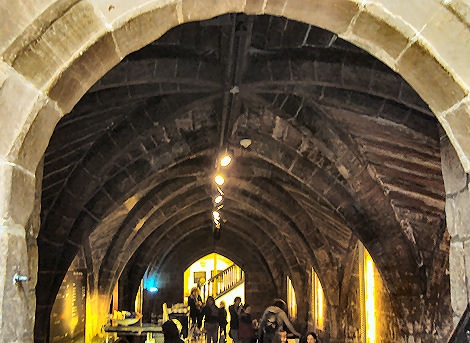 The Crypt, Chester
