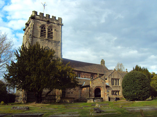 St Mary's Nether Alderley