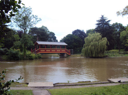 Swiss Biridge, Birkenhead Park
