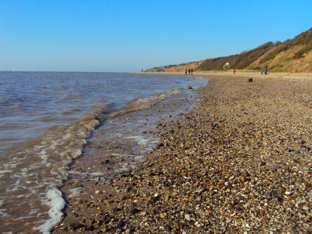 Thurstaston Beach