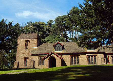 St.Saviour's Church, Wildboarclough
